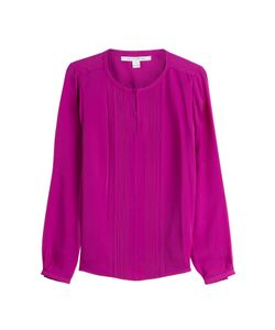 Diane Von Furstenberg | Silk Blouse Gr. 8