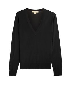 Michael Kors Collection | Silk Pullover Gr. M