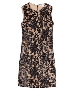 Diane Von Furstenberg | Sequined Lace Dress Gr. 8
