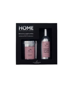 Hypsoé | Home Fleur Doranger Gift Set With Candle And Room Spray Gr. One Size
