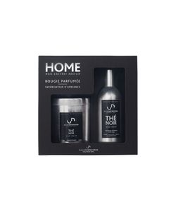 Hypsoé | Home Thé Noir Gift Set With Candle And Room Spray Gr. One Size