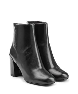 Alexander Wang | Leather Ankle Boots Gr. 36