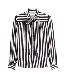 Philosophy di Lorenzo Serafini | Striped Blouse Gr. 38