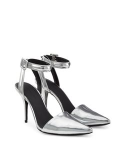 Alexander Wang | From The Glossy Metallic Finish To The Sharp Pointed Toe Th Gr. 36