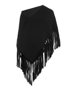 Burberry | Fringed Wool Scarf Gr. One Size