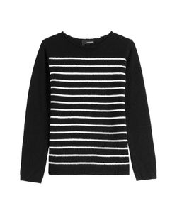 The Kooples | Wool-Cashmere Striped Sweater Gr. M