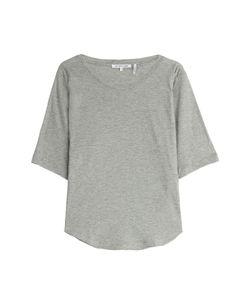 Helmut Lang | Cotton-Cashmere T-Shirt Gr. S