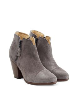Rag & Bone | Suede Ankle Boots Gr. 36