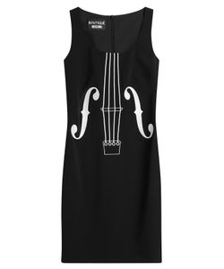 BOUTIQUE MOSCHINO | Jersey Dress Gr. 40