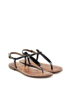 Sam Edelman | Patent Leather Sandals Gr. 36