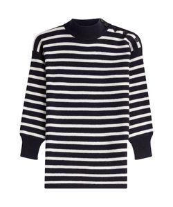 Alexander McQueen | Wool Striped Pullover Gr. S