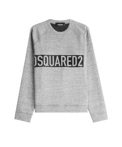 Dsquared2   Logo Print Sweatshirt Gr. S