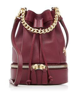 Manu Atelier | Zeal Leather Bucket Bag Gr. One Size