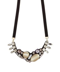 Marni | Crystal Embellished Necklace Gr. One Size
