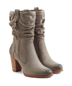 UGG Australia | Dayton Leather Boots Gr. 8