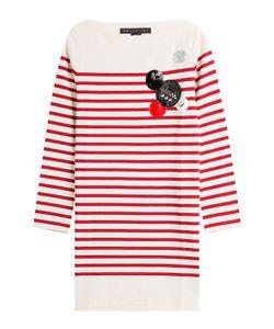 Marc by Marc Jacobs | Cotton Breton Striped Dress Gr. S