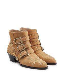 Chloe | Studded Susanna Ankle Boots Gr. 38