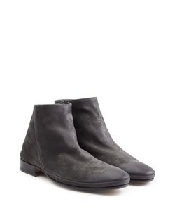 N.D.C. | Suede Ankle Boots Gr. 42