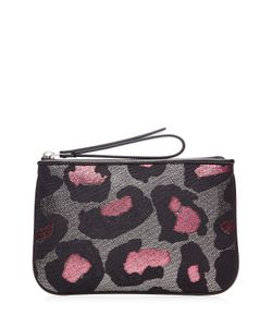 Marc by Marc Jacobs | Animal Print Zip Clutch Gr. One Size