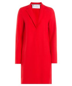 Harris Wharf | Felted Wool Coat Gr. 44
