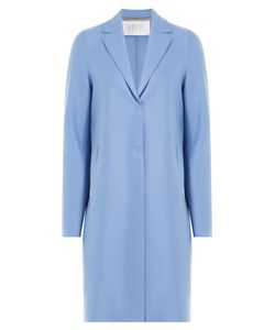 Harris Wharf | Felted Wool Coat Gr. 40