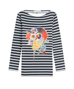 Mary Katrantzou | Printed Cotton Top Gr. S