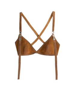 Dsquared2 | Suede Bra Top Gr. It 40