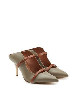 MALONE SOULIERS | Leather Mules Gr. Eu 40
