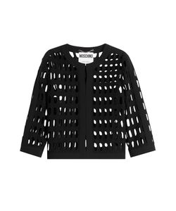 Moschino | Cardigan With Cut-Out Detail Gr. 40