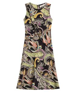 Etro | Printed Silk Dress Gr. 38