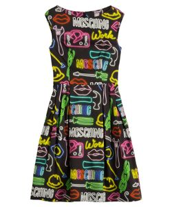 Moschino | Printed Sheath Dress Gr. 38
