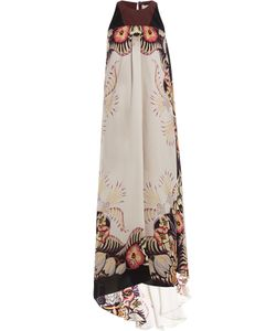 Etro | Printed Silk Dress Gr. It 38