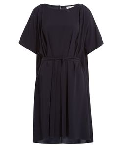 Nobi Talai | Draped Dress With Asymmetric Hemline Gr. Fr 36