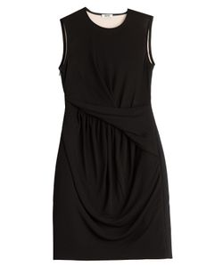ISSA | Draped Jersey Dress Gr. Uk 8