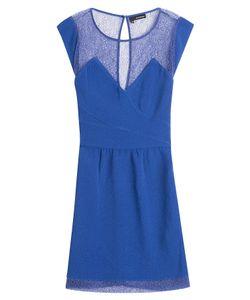 The Kooples | Sheer Panel Sheath Dress Gr. S