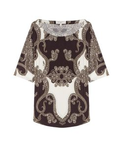 Etro | Printed Jersey Top Gr. It 40