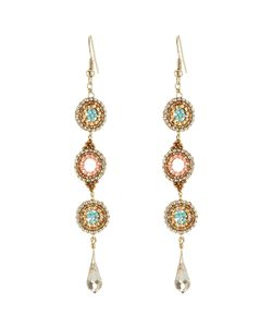 Mishky | Bead Embellished Earrings Gr. One Size