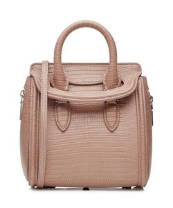 Alexander McQueen | Heroine Mini Leather Tote Gr. One Size