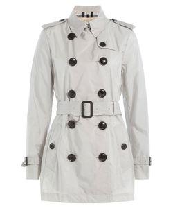 Burberry Brit | Fabric Trench Coat Gr. Uk 8