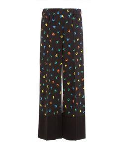 Sonia Rykiel | Printed Wide Leg Trousers Gr. Fr 36