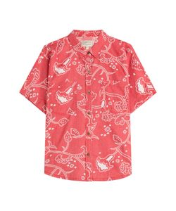 Current/Elliott | Printed Shirt With Cotton Gr. 2