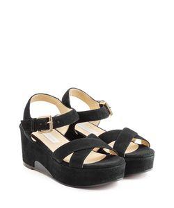 L' Autre Chose | Suede Platform Sandals Gr. It 36