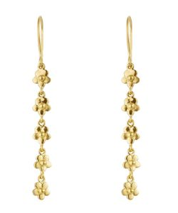 PIPPA SMALL | 18kt Yellow Gold Earrings Gr. One Size