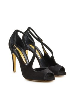 Rupert Sanderson | Jewel Suede Pumps Gr. It 36