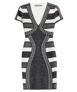 Alexander McQueen | Mini Dress With Silk Gr. M