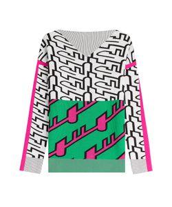 Kenzo | Silk-Cotton Pullover Gr. S