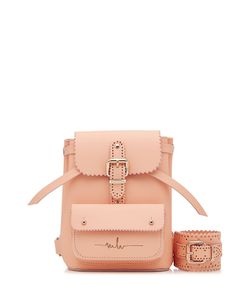 Marina Hoermanseder | Baby Cookie Leather Backpack Gr. One Size