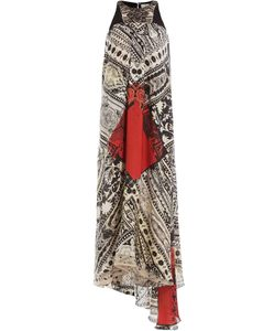 Etro | Printed Silk Gown Gr. It 40