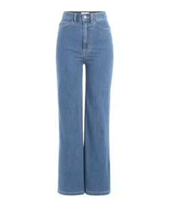 Marc Jacobs | Cropped Flared Jeans Gr. 26