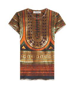 Valentino | Printed Cotton T-Shirt Gr. S